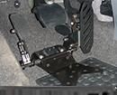 Adaptación de pedales
